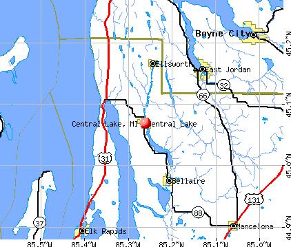 Now serving Central Lake & Intermediate Lake